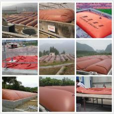 软体沼气池的作用 规模化养殖场粪污处理工