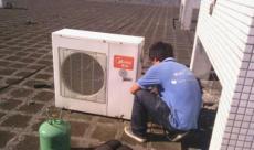 海淀香山空調維修步驟-案例展示-