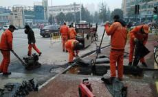 江苏苏州沥青冷补料 具有憎水性的道路坑槽
