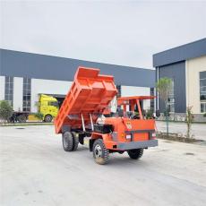 洛陽安監通過的4噸定制型四驅礦用運輸車