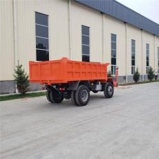 張掖礦山專用的8噸裝載型巷道運輸車