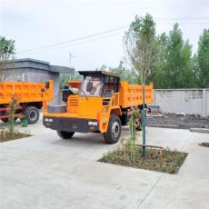 池州安監通過的12噸承載型礦用運料車