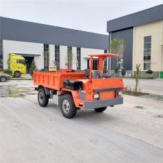 贛州礦山專用的14噸裝載型后驅自卸車
