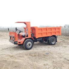 南充安監通過的14噸窄體型地下運輸拖拉機