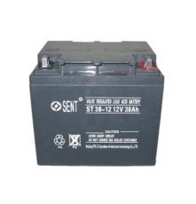 SENT森特蓄電池ST100-1212V100AH廠商直銷供