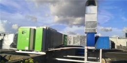 板芙镇油烟净化工程风机维修安装