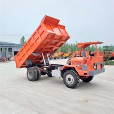 昌都带安标的16吨装载型矿用四不像车