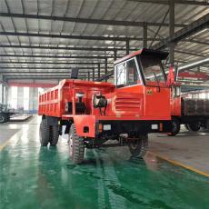 淮北带尾气水处理的承载型地下运输车