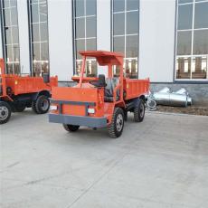 合肥采用转向助力的装载型矿山工程翻斗车