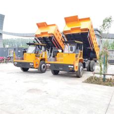 宁波前后驱动的10吨窄体型引水洞自卸车