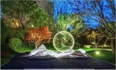 文旅景观灯成为园林景观中不可或缺的艺术元