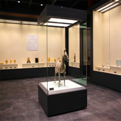 恒溫恒濕博物館展柜廠專業生產保護文物展柜