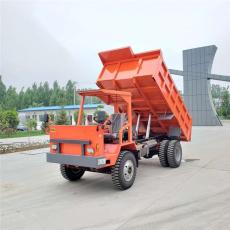 牡丹江氣剎制動的16噸鐵礦礦山自卸車