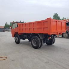昌吉載重8噸礦渣的鎢礦礦山運輸車