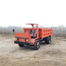 抚州前后加力的16吨银矿矿山六轮车