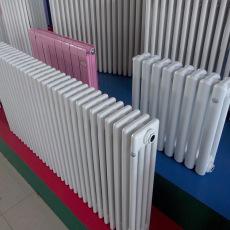 长春钢制二柱式暖气片5025散热器厂家
