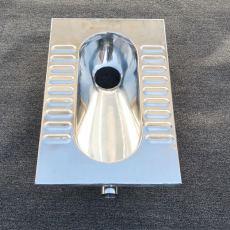 304不銹鋼蹲便器 四周沖水蹲便器價格