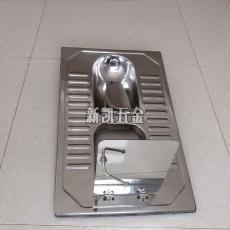 大小便分离不锈钢蹲便器 带盖旱厕蹲便器