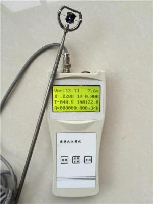LS300A流速流量仪