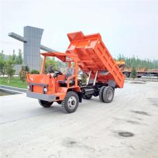 銅川采用1098車橋的鎢礦礦用翻斗車