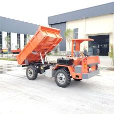 鞍山載重14噸礦渣的地鐵礦安自卸車