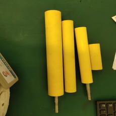 防靜電橡膠包膠輥660mm易強達品牌核心材質