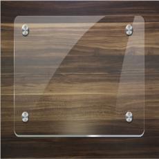 亞克力擠出板材黑色亞克力板材防飛沫隔離板