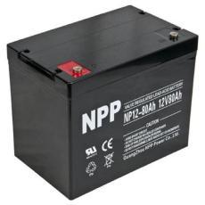 南都蓄電池12v100ah國標參數