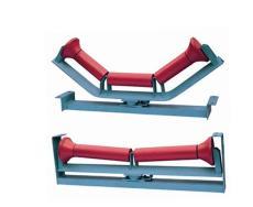 山西托辊生产厂家生产设备先进检测设备