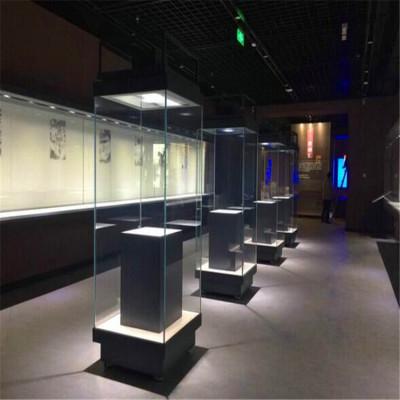 經營全國博物館展柜 文物展柜生產設計