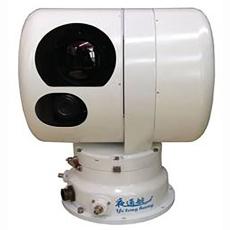 夜通航 船用紅外熱像儀光電跟蹤取證監控系