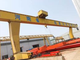 浙江杭州龙门吊厂家 跨接工作的隐患