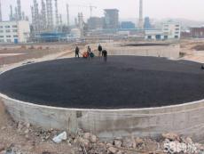 安徽阜阳防腐沥青砂 罐底垫层新型冷铺材料