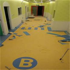 幼儿园铺塑胶地板 奥丽奇塑胶