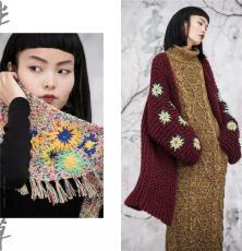 美国设计师品牌王紫珊MICartsy纯手工女装