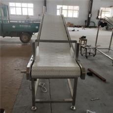 食品链板输送机 塑料链板输送机 尼龙链板