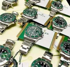 海安勞力士手表回收全新二手均可回收