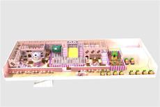 湖南淘气堡儿童乐园组合滑梯游乐设备厂家