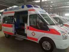 合山长途120救护车服务-防疫专用
