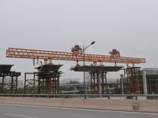 甘肃酒泉架桥机厂家 核心安装技术