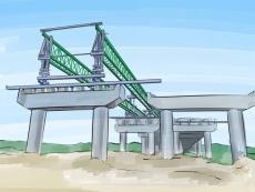 云南红河架桥机厂家 技术安全达标