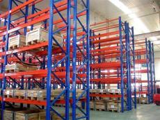 仓储货架定制工厂仓储贯通式货架