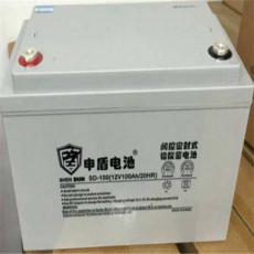 申盾蓄电池SD12-150 12V150AH渠道价格
