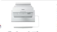 Epson CB-735Fi 激光高清超短焦互動投影機