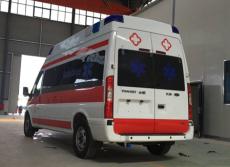 赤水跨省120救护车出租-防疫专用