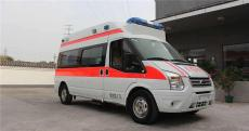 阜新私人救护车出租-专注-跨省转院