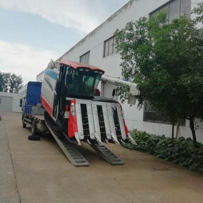 久达大象牌农业跨区用4.2米5吨收割机铝梯