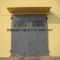 防風砂門 廠房鋼木大門 鋼鋼木大門