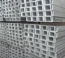济南镀锌槽钢销售  济南镀锌槽钢厂家直销