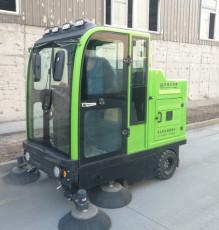 宏瑞達2000S電動吸塵清掃車